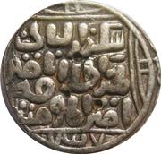 1 Tanka - Ala al-Din Bahman Shah (Hadrat Ahsanabad) – reverse