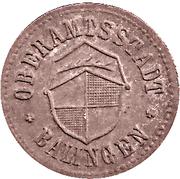 50 Pfennig - Balingen – obverse