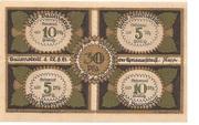 30 Pfennig – obverse