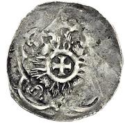 1 Dünnpfennig - Eberhard II. von Otelingen – reverse