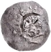 1 Dünnpfennig - Otto II. von Andechs – obverse