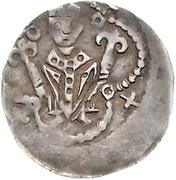 1 Pfennig - Ekbert von Andechs – obverse