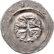 1 Pfennig - Heinrich I. von Schmiedefeld – reverse
