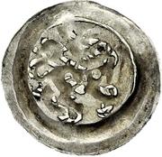 1 Pfennig - Heinrich I. von Bilversheim – reverse