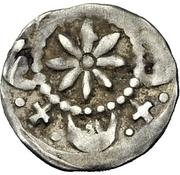 1 Pfennig - Arnold von Solms – reverse