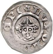 1 Pfennig - Leopold I. von Gundlach – obverse