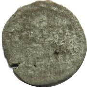 1 Pfennig - Lothar Franz von Schönborn – reverse
