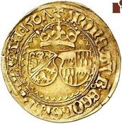 1 Goldgulden - Georg III. von Limpurg – obverse