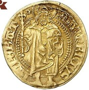 1 Goldgulden - Georg III. von Limpurg – reverse
