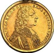 10 Gulden - Friedrich Karl von Schönborn – obverse