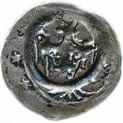 1 Pfennig - Heinrich I von Bilversheim – reverse