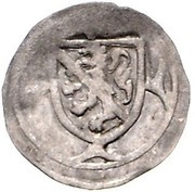 1 Pfennig - Anton von Rotenhan – obverse