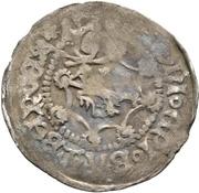 1 Münzvereinsschilling -  Anton von Rotenhan – obverse