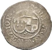 1 Münzvereinsschilling -  Anton von Rotenhan – reverse