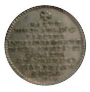 3 Kreuzer - Adam Friedrich (Death) – reverse