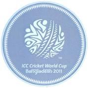 10 Taka (Cricket World Cup) – obverse