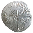 Quart de gros  charles II (saint mihiel) – reverse
