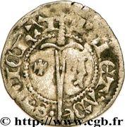 Denier - Charles II (Saint-Mihiel mint) – reverse