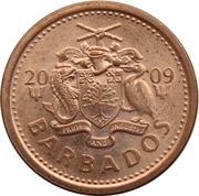 1 Cent - Elizabeth II (Magnetic) -  obverse