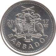 10 Cents - Elizabeth II (Magnetic) -  obverse