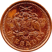 1 Cent - Elizabeth II (Heavy Version) – obverse