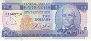 2 Dollars – obverse