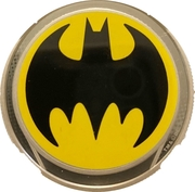 1 Dollar - The Bat Signal (Batman) – reverse