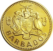 5 Cents - Elizabeth II -  obverse