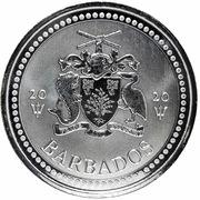 1 Dollar (Trident) – obverse