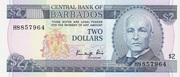 2 Dollars (Without see-through feature) – obverse