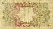 2 Dollars - George VI – reverse