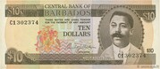 10 Dollars (Without see-through feature) – obverse