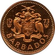 1 Cent - Elizabeth II (Heavy Version) -  obverse