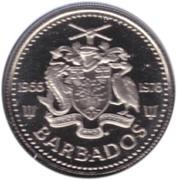 10 Cents - Elizabeth II (Independence) – obverse