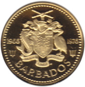 5 Cents - (Independence) – obverse