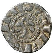 Dinero (Ramon Berenguer II) – obverse