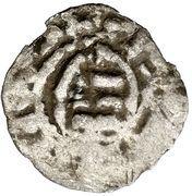 Obolo (Charles II, Frodoino) – obverse