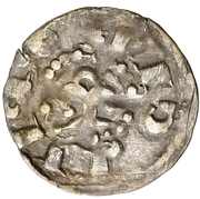 Dinero (Ramon Berenguer III) – obverse