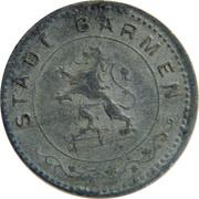50 Pfennig - Barmen – obverse