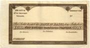 500 Frankenthaler (Bank in Basel) – obverse