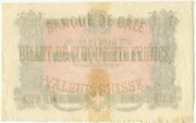 50 Francs (Bank in Basel) – reverse