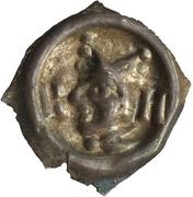 1 Pfennig- Johann II Senn von Munsingen – obverse