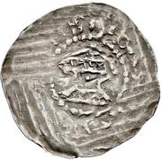 1 Denar -  Adalrich II. – reverse
