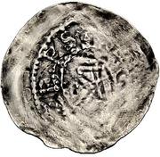 1 Denar - Adalrich II. – obverse