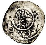 1 Pfennig - Adalrich II – reverse