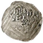 1 Dünnpfennig - Theodorich – reverse