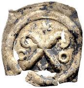 1 Pfennig - Lüthold II. von Rötteln – obverse