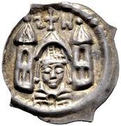 1 Pfennig - Berthold II. von Pfirt – obverse
