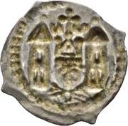 1 Pfennig - Berthold II. von Pfirt – reverse