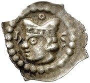 1 Pfennig - Heinrich IV. von Isny – obverse